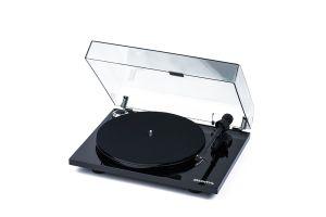 240500 Pro-Ject Essential III schwarz glänzend - Top