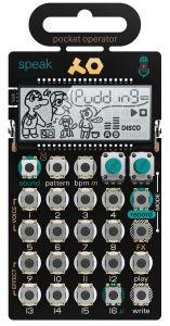 240707 Teenage Engineering PO-35 speak - Top