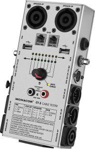 241050 Monacor CT-3 Kabeltestgerät - Perspektive