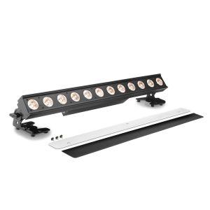 241098 Cameo PIXBAR DTW PRO 12 x 10 W Tri-LED Bar mit variablem Weißlicht und Dim-to-Warm-Funktion - Perspektive