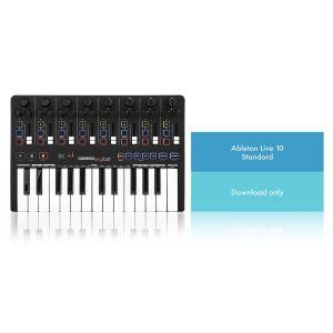 Reloop Keyfadr + Ableton Live 10 Standard