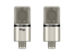 241253 IK Multimedia iRig Mic Studio XLR - Top