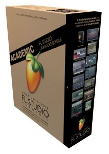 241328 Image Line FL Studio 20 - Academic Signature Bundle Download Version - Perspektive