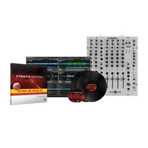 241375 Allen & Heath Xone:96 + Native Instruments Traktor Scratch Pro 2 Software und Timecode Kit - Perspektive