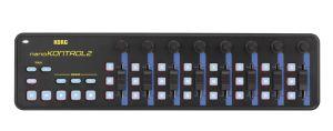 241710 Korg nanoKONTROL2 blau/gelb - Top
