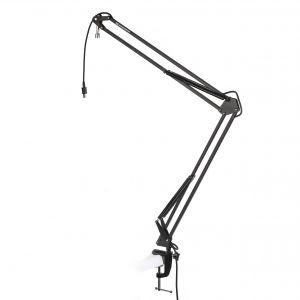 241824 TIE STUDIO Flexible Mic stand PRO with USB Cabel - Perspektive