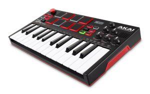 241930 Akai MPK Mini Play Standalone USB-MIDI Keyboard - Perspektive