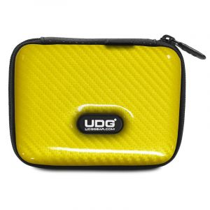 242027 UDG Creator DIGI Hardcase Small Yellow PU - Top