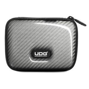 242028 UDG Creator DIGI Hardcase Small Silver PU - Top