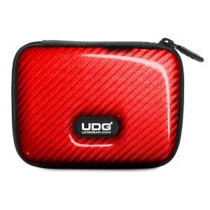 242029 UDG Creator DIGI Hardcase Small Red PU - Top
