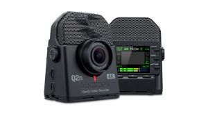 242114 Zoom Q2n 4k Handy Video Recorder - Perspektive