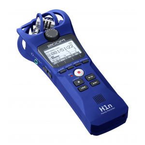 242171 Zoom H1n Blue Limited Edition - Perspektive