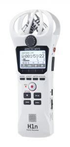 242174 Zoom H1n White Limited Edition - Perspektive