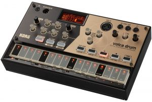 242298 Korg Volca Drum Digital Percussion Synthesizer - Perspektive