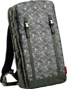Sequenz MP-TB1 Multi-Purpose Tall Backpack camouflage