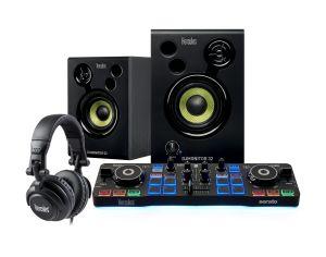 242341 Hercules DJ Starter Kit - Perspektive
