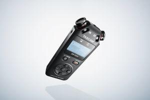 242372 Tascam DR-05X Tragbarer Audiorecorder und USB-Interface - Perspektive