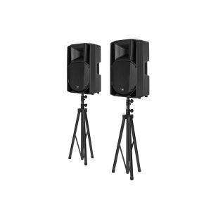 RCF ART 708-A MK4 Bundle + Lautsprecherstative