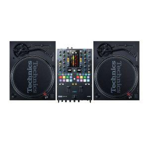 242500 Rane DJ Seventy-Two + 2x Technics SL-1210 MK7 - Perspektive