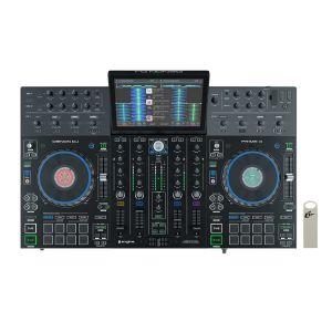 Denon DJ Prime 4 + Elevator USB Stick 32 GB