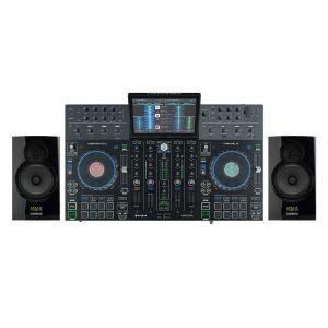 Denon DJ Prime 4 + Reloop ADM-5 (Paar)