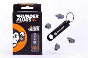 242563 Bananaz Thunderplugs Duopack - Perspektive