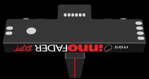 242616 AudioInnovate mini Innofader DJM - Perspektive