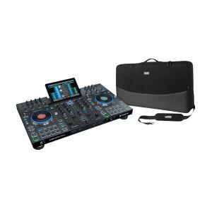 242664 Denon DJ Prime 4 + UDG Sleeve Bag - Perspektive