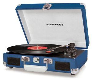 242697 Crosley Cruiser Deluxe - Blue - Perspektive
