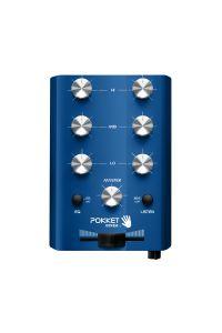 242721 PokketMixer - Blue - Top