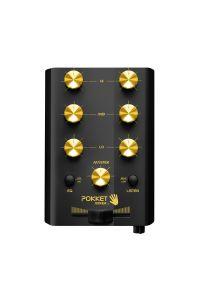 242722 PokketMixer - Black/Gold - Top