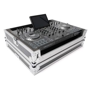 242797 Denon DJ Prime 4 + Magma Case - Perspektive