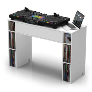 242926 Glorious Modular Mix Station White - Perspektive