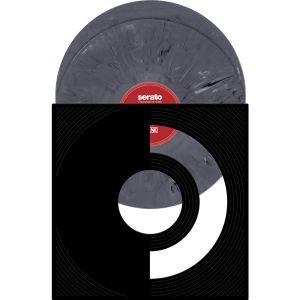 """242928 Serato X Rane 2x12"""" Control Vinyl Pressung - Perspektive"""