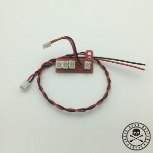 Jesse Dean Numark PT01 Power Breakout Board w/cable