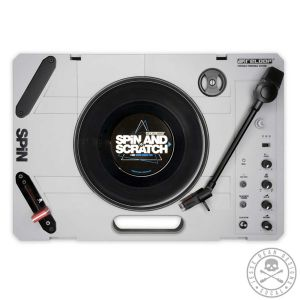 243070 Reloop SPIN + Jesse Dean Contactless Fader black - Perspektive