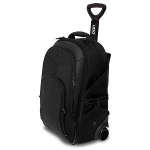 """243073 UDG Controller Trolley/Backpack 21"""" Black MK3 - Perspektive"""