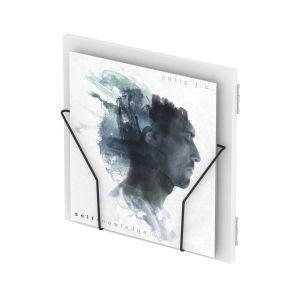 243155 Glorious Record Box Display Door White - Perspektive