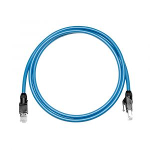 Adam Hall Cables K 4 CAT 50100 I Cat5e Kabel RJ45 auf RJ45 1 m