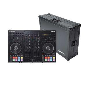 243315 Roland DJ-707M + Magma Multi-Format Workstation XL Plus - Perspektive