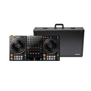 243318 Pioneer DDJ-1000SRT + Magma Carry Lite DJ-Case XXL Plus - Perspektive
