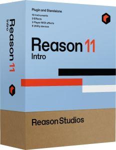 Reason Studios - Reason 11 Intro