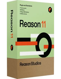 Reason Studios - Reason 11