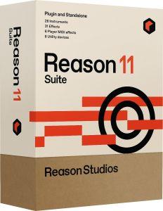 Reason Studios - Reason 11 Suite