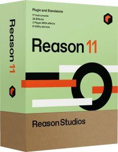 Reason Studios - Reason 11 Upgrade Intro/Ltd/Ess