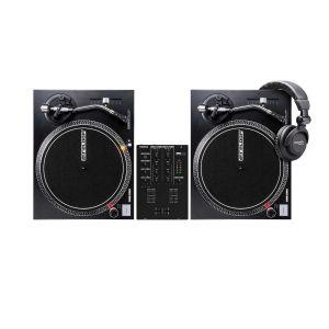 243396 Reloop RMX-10 BT + 2x RP-2000 MK2 + Elevator DJ-1000 - Perspektive