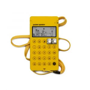 243408 Teenage Engineering CA-X Yellow - Perspektive