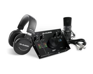 243475 M-Audio AIR 192 | 4 Vocal Studio Pro - Perspektive