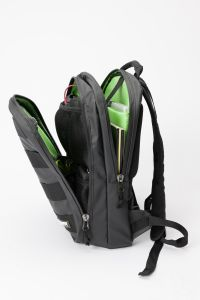 243490 Magma RIOT DJ-Backpack Lite - Perspektive