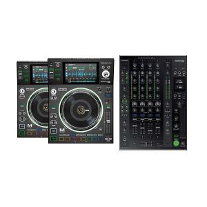 243535 Denon DJ SC5000M Prime + X1800 Prime Bundle - Perspektive